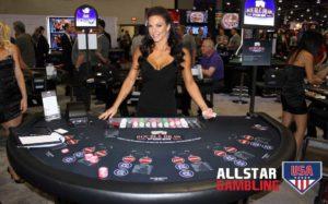 Double Draw Poker in Las Vegas